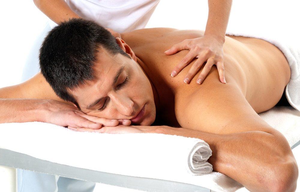 Benefits of massage for men - The Magazine