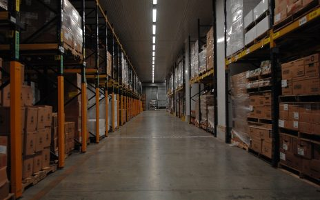 Cold-Temperature Warehouse