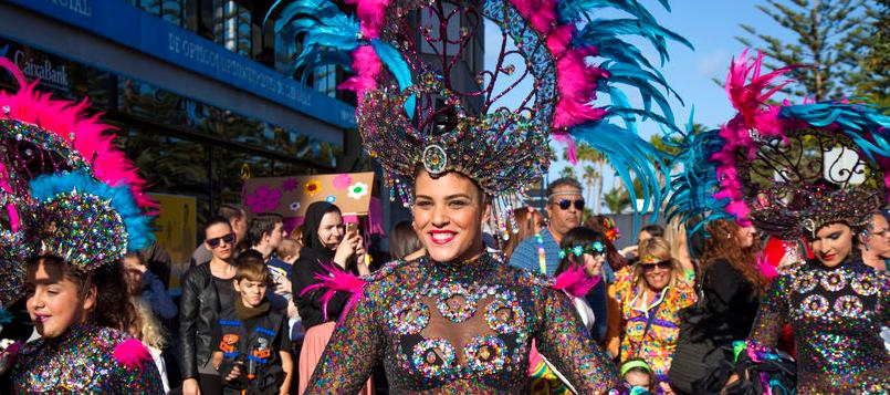 carnivals around the world