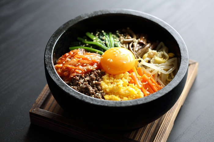 Bibimbap Recipe