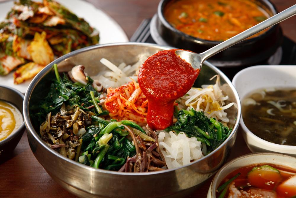 Korean Bibimbap Recipe
