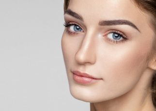 How to make up sunken eyes