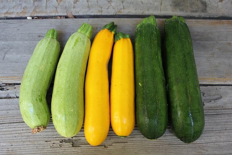 How to store zucchini